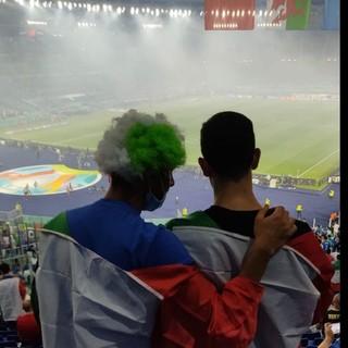 La vittoria azzurra della gioia. Un 3-0 giocando a calcio senza pensieri