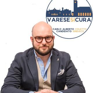 """""""Varese Sicura"""" lancia i caffè della politica"""