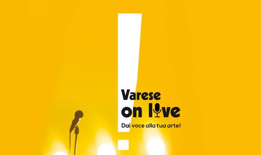 """""""Varese on live"""", la Città Giardino ha un talent per i giovani artisti varesini"""