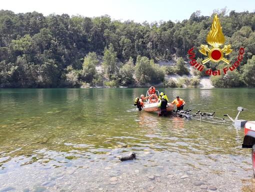 Tragedia a Somma Lombardo, 36enne annega nelle acque del Ticino