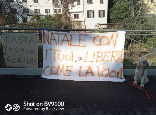 Protesta in piazza durante il lockdown, indagato l'organizzatore