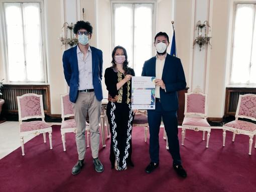 Workshop di murales per giovani: un invito alla sostenibilità attraverso l'arte