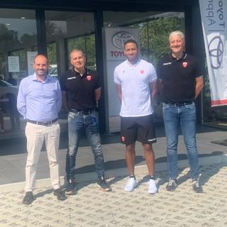 Gruppo Novauto mobility partner di Pallacanestro Varese