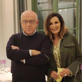 Daniela Santanchè a Varese per Luigi Zocchi: «Lo abbiamo tanto corteggiato e alla fine ha scelto noi»