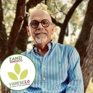 Daniele Zanzi: «In Varese 2.0 federatori di idee. Al ballottaggio andremo noi»